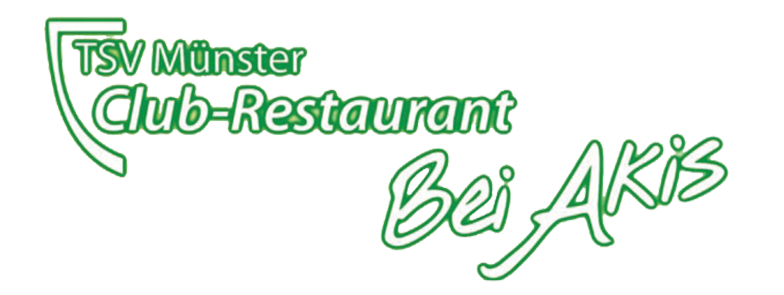 TSV Münster Club-Restaurant Bei Akis