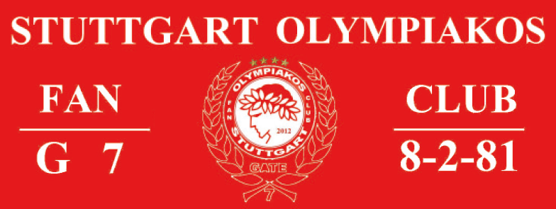OLYMPIAKOS SYNDESMOS STUTTGART GATE 7